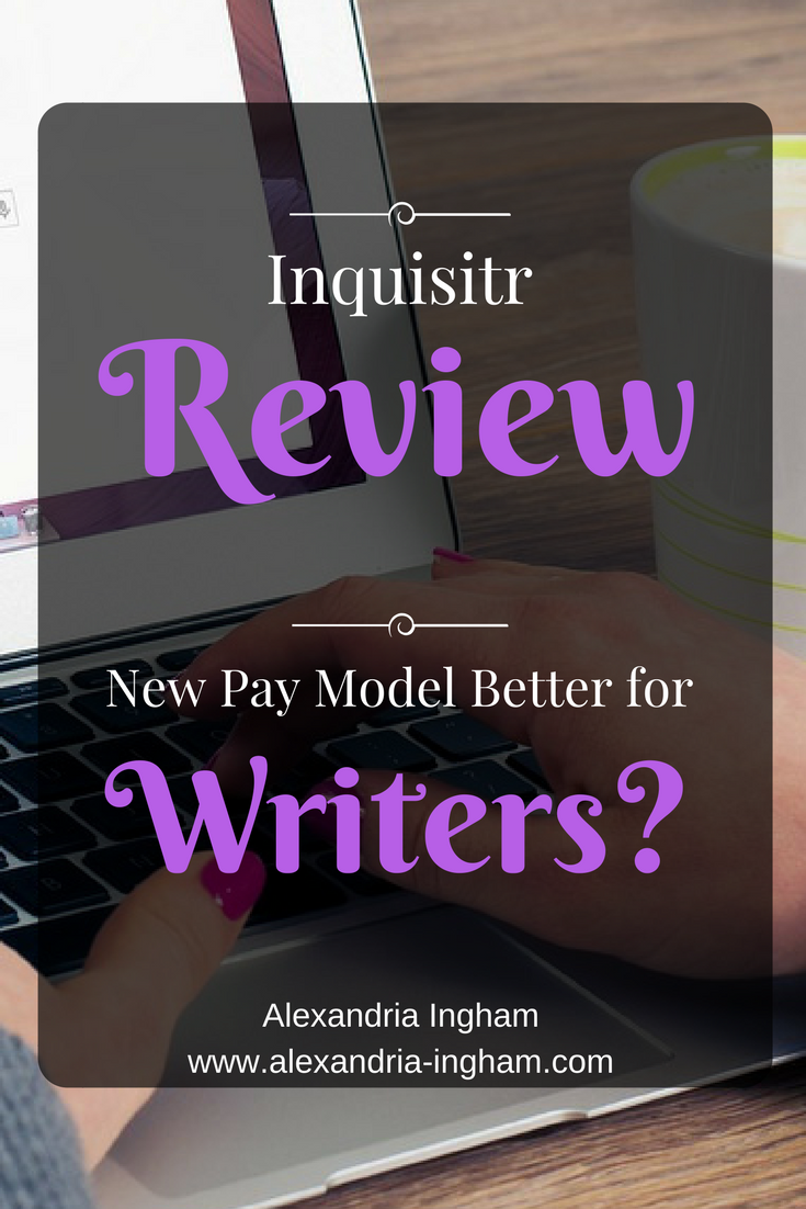 Inquisitr Writer Review