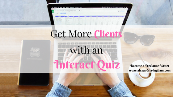 Get More Clients with an Interact Quiz