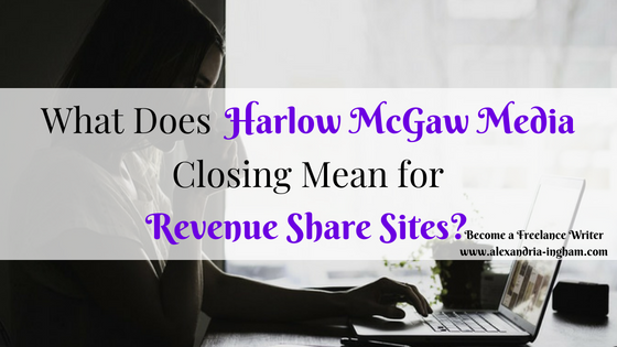 Harlow McGaw Media sites closing: Is there any hope for revenue share sites?