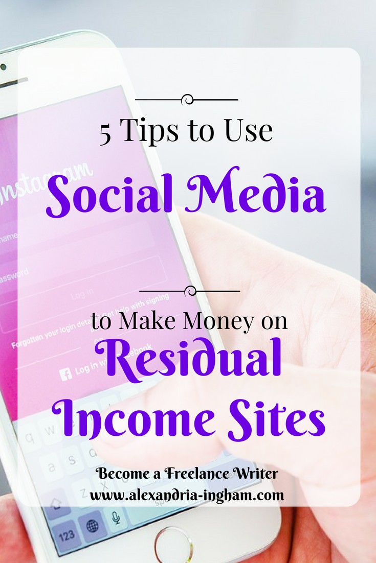 Social Media Tips to Make Money Online