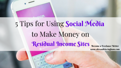 Social Media Tips for Revenue Share Sites