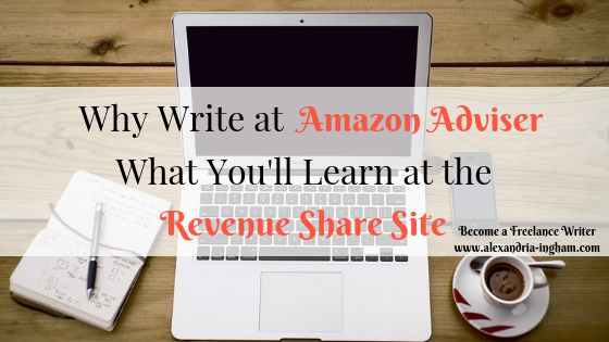 Amazon Adviser review: A growing site to get into right away