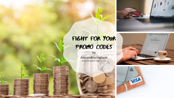 When budgeting, fight for your promo codes!